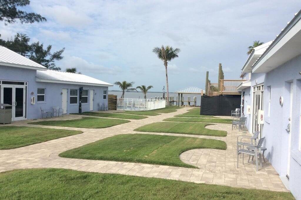 Dicas de hotéis em Cocoa Beach: Hotel Lost Inn Paradise