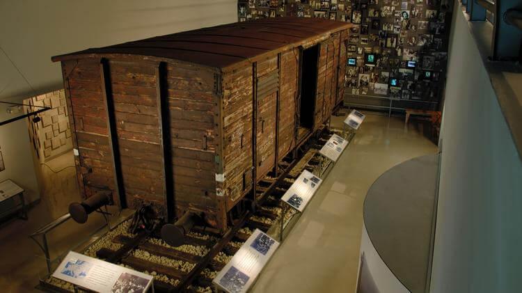 O que fazer em São Petersburgo: Florida Holocaust Museum
