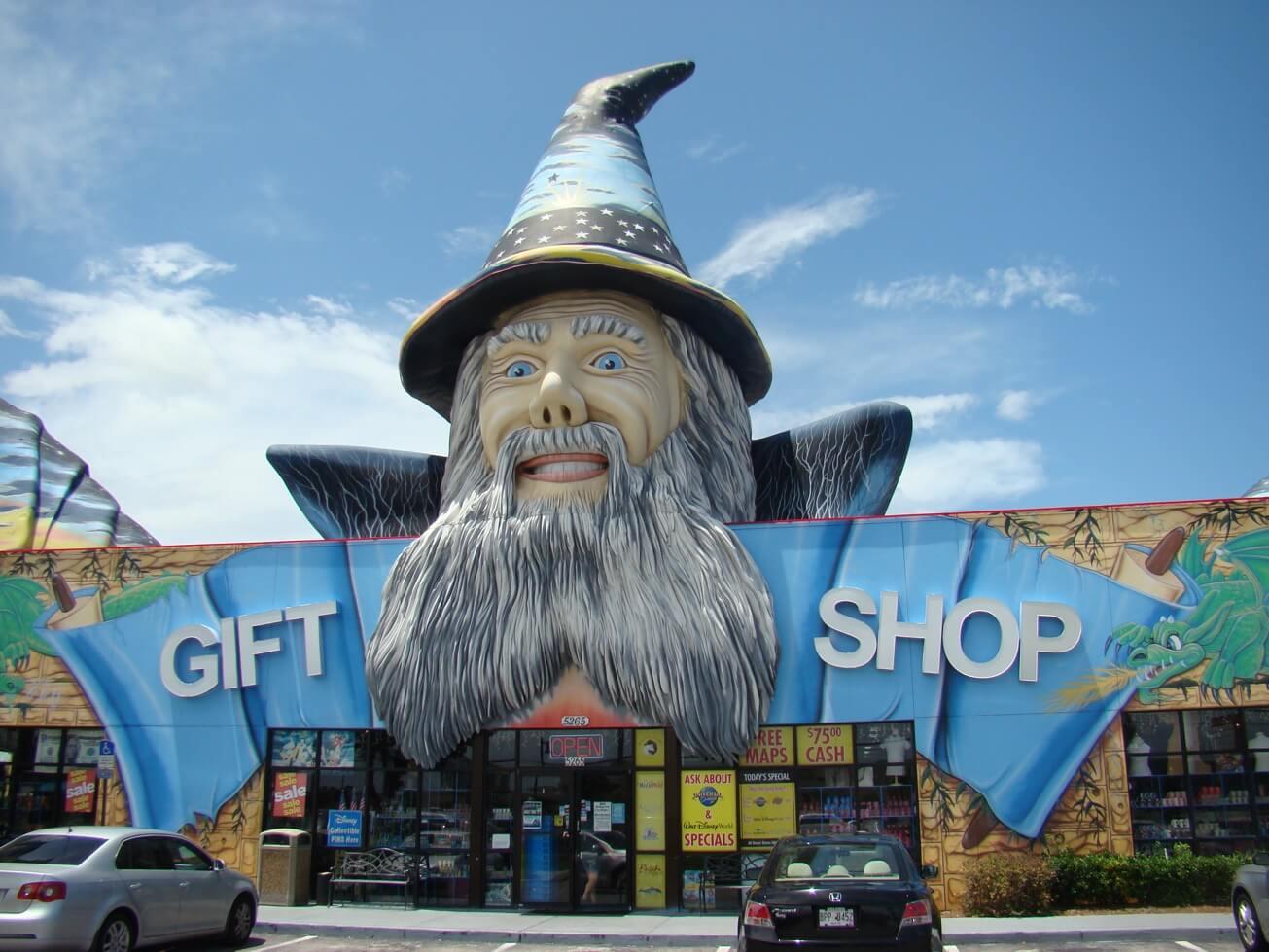 O que fazer em Kissimmee: Gift Shop