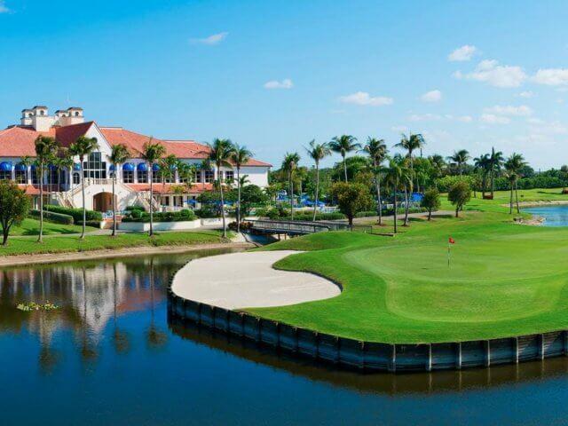 Pontos turísticos em Boca Raton: golfe em Boca Raton Resort & Club