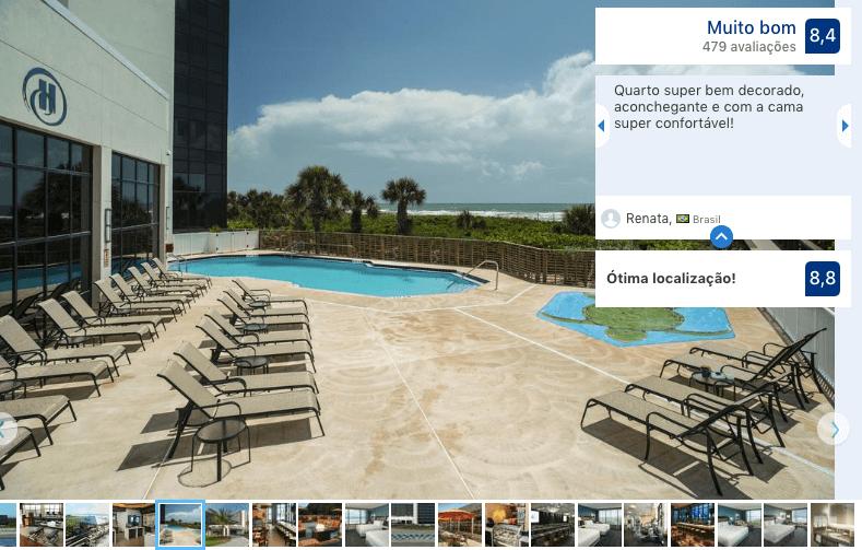 Melhores hotéis em Cocoa Beach: Hotel Hilton