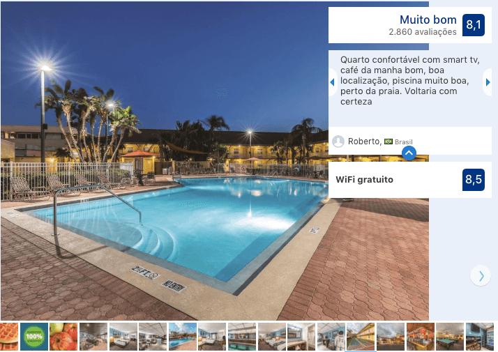 Dicas de hotéis em Cocoa Beach: Hotel La Quinta Inn