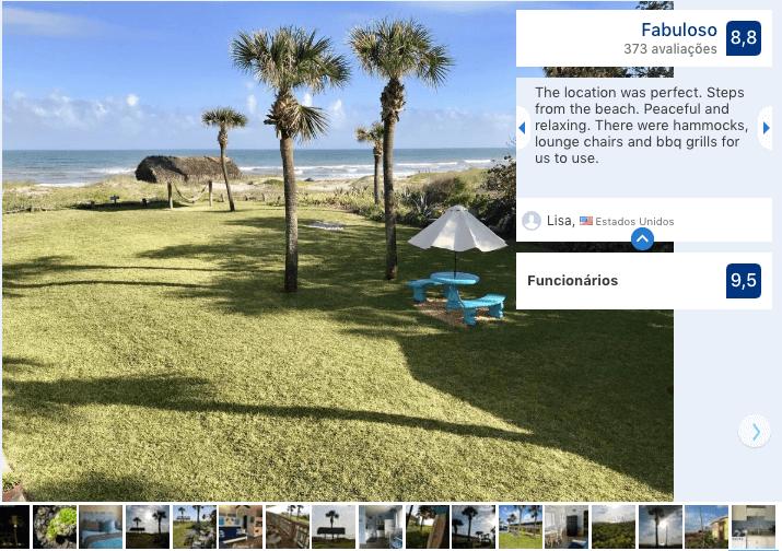 Dicas de hotéis em Cocoa Beach: Hotel South Beach Inn