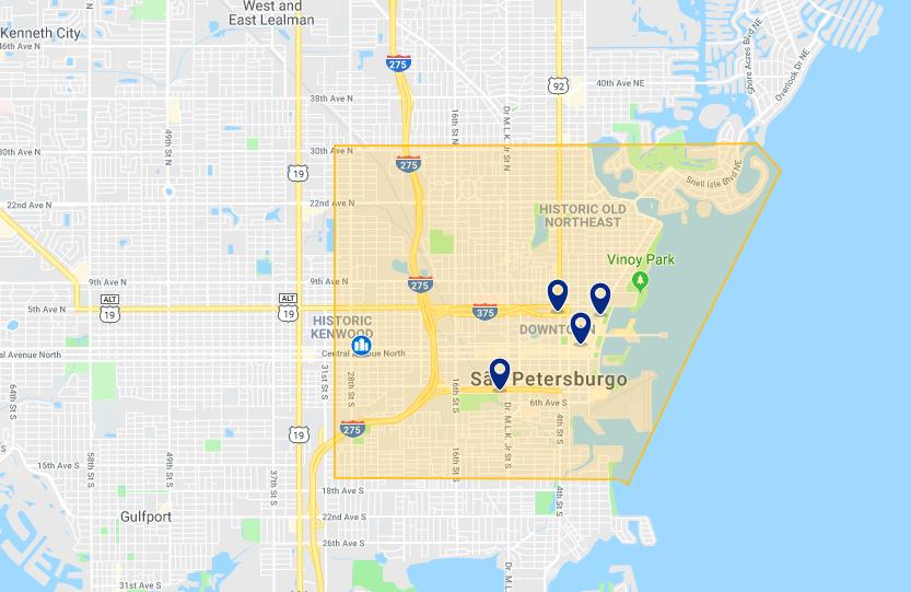 Onde ficar em São Petersburgo: melhores hotéis
