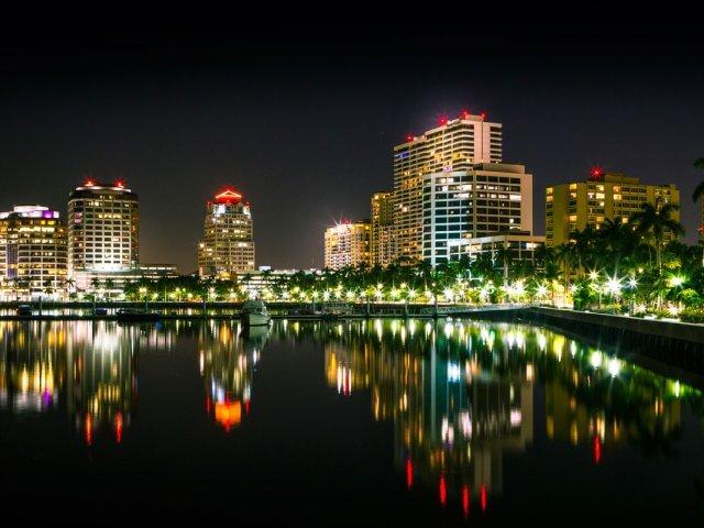 O que fazer à noite em Palm Beach