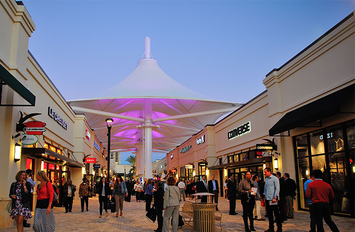 Compras em Palm Beach: Palm Beach Outlets