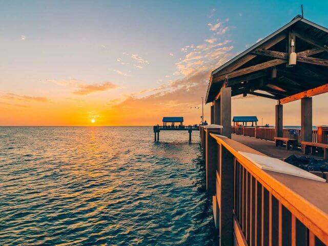 Pontos turísticos em Clearwater