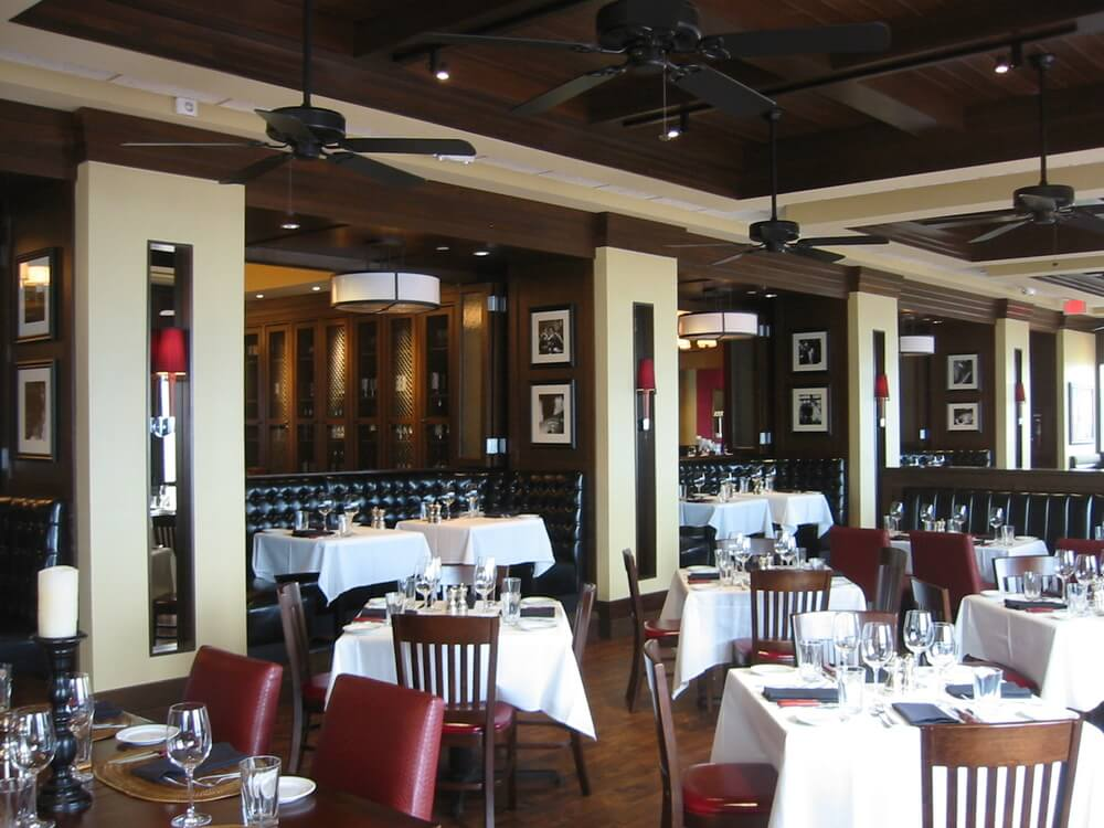 Restaurantes em Daytona Beach: restaurante Hyde Park Prime Steakhouse
