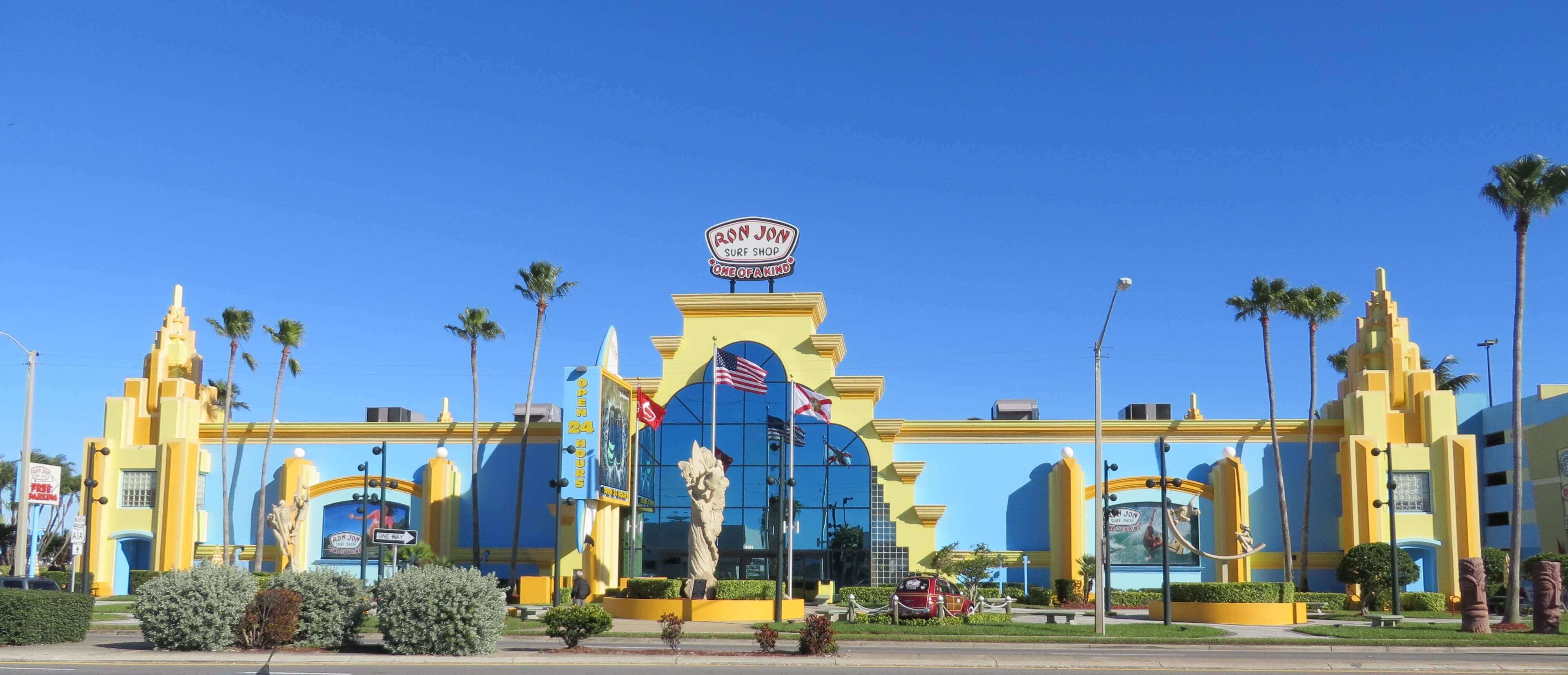 Loja Ron Jon Surf Shop em Orlando: Ron Jon Surf Shop em Cocoa Beach