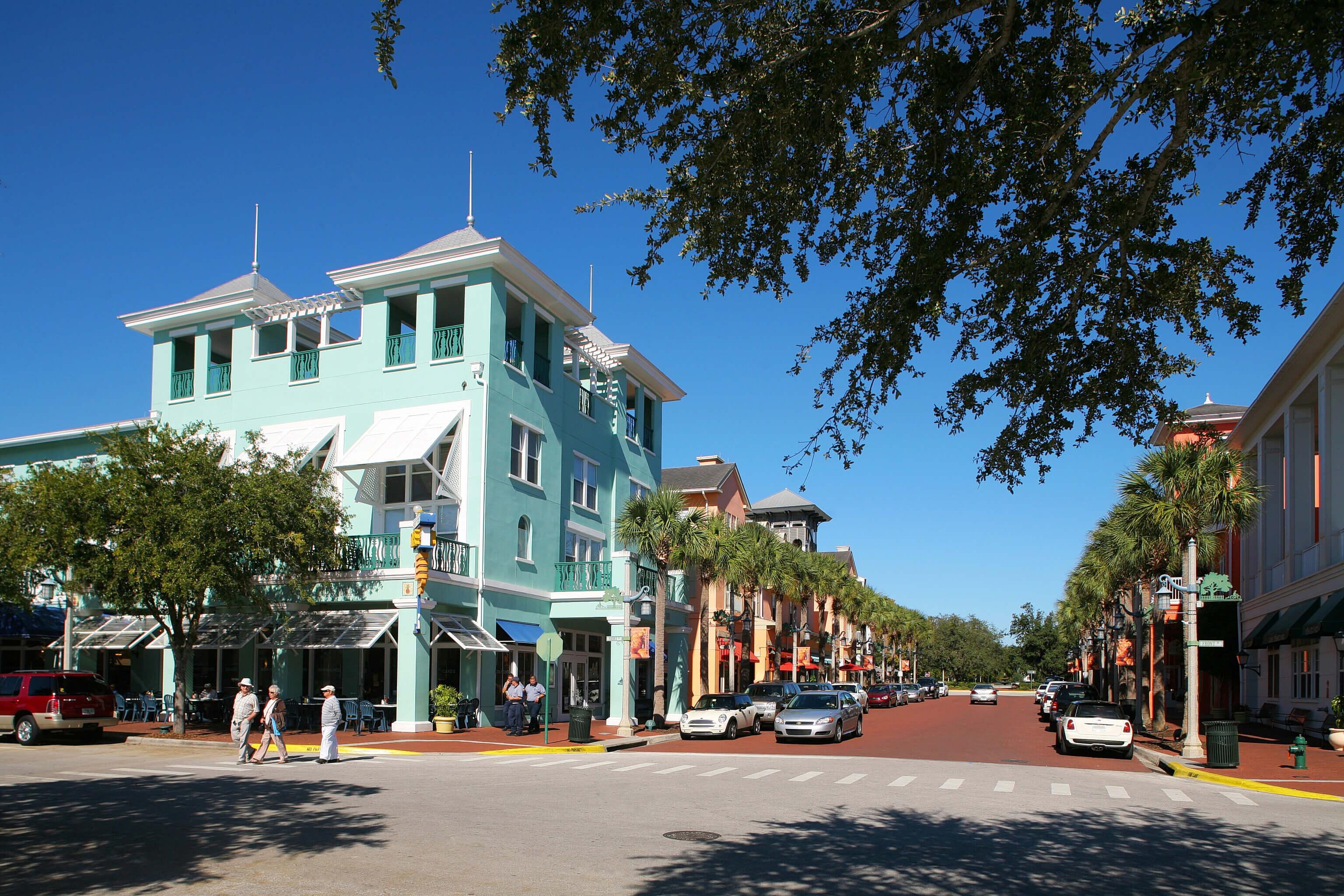 Pontos turísticos em Kissimmee: Celebration