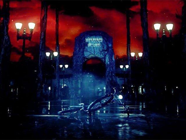Atração de Stranger Things no Halloween da Universal Studios Orlando