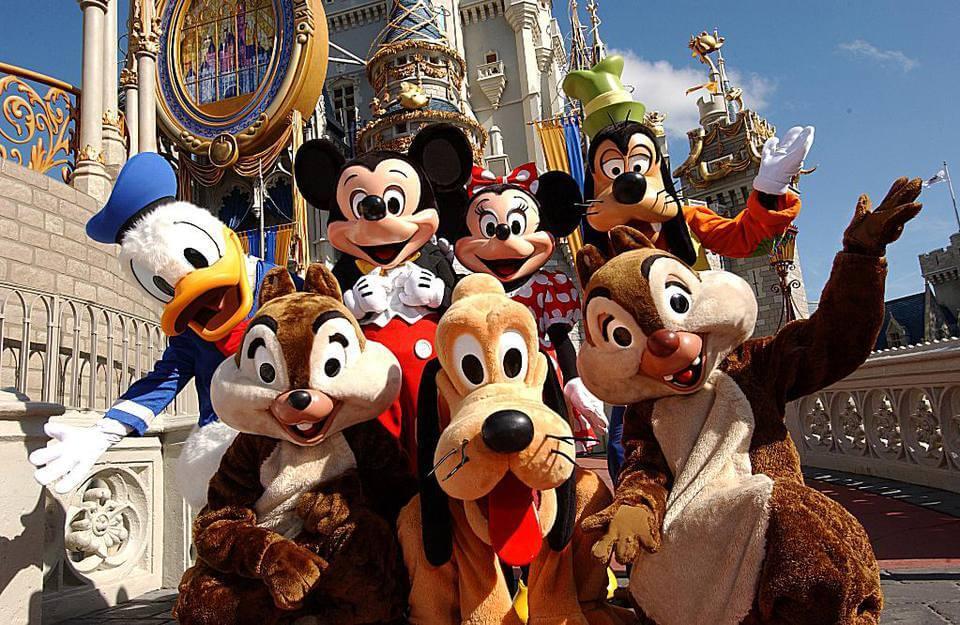 Tudo sobre a mudança nos ingressos da Disney Orlando: personagens