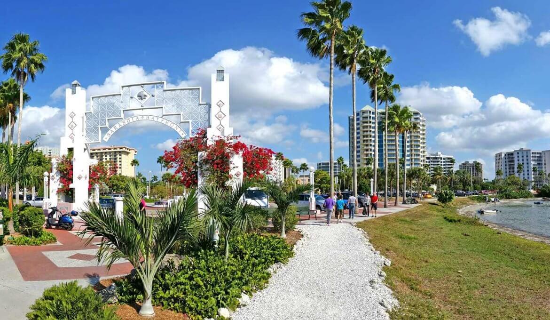 O que fazer em Sarasota: Bayfront Park