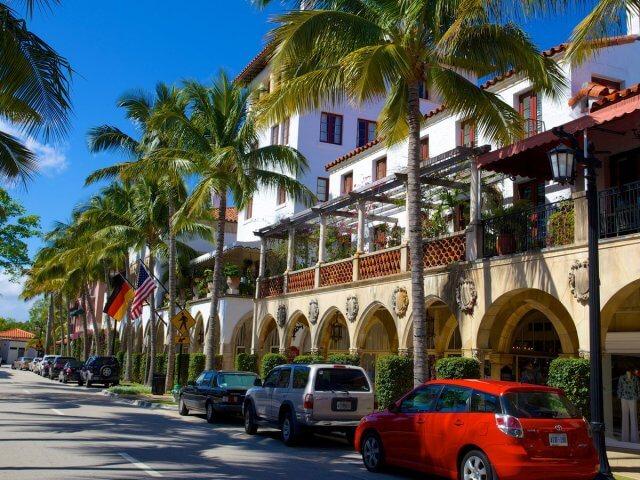 Compras em Palm Beach