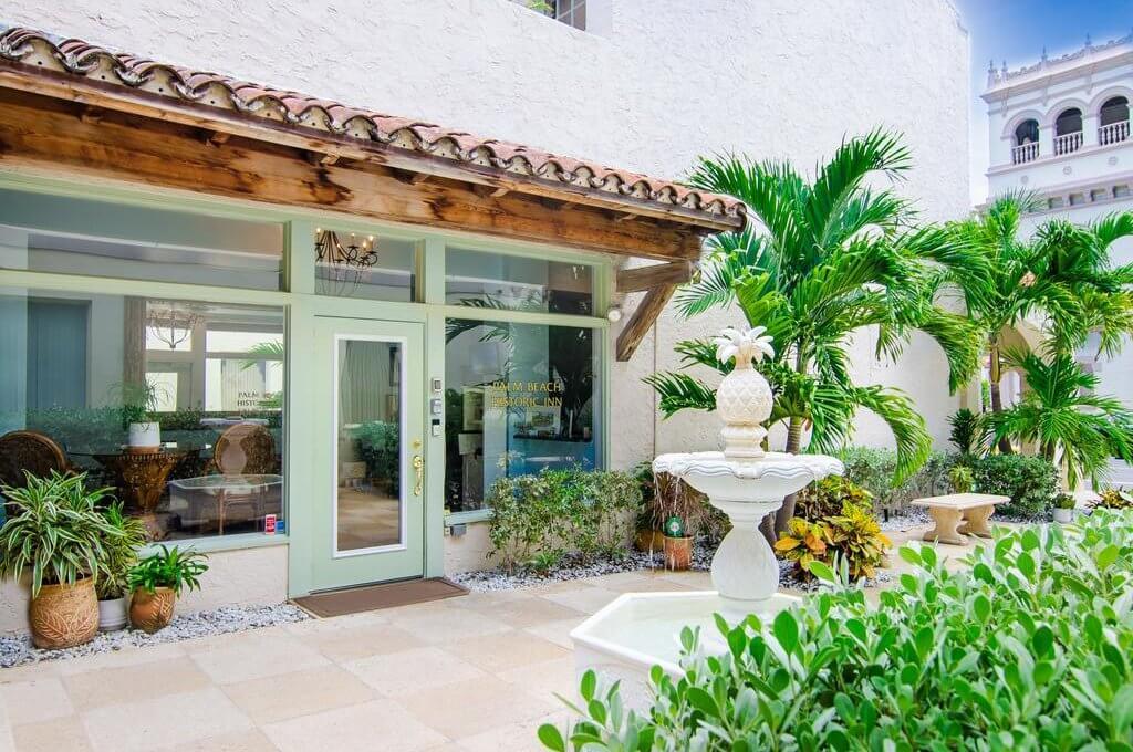 Dicas de hotéis em Palm Beach: Hotel Palm Beach Historic Inn
