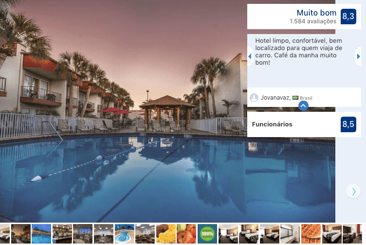 Hotéis bons e baratos em Clearwater: Hotel La Quinta Inn Clearwater Central