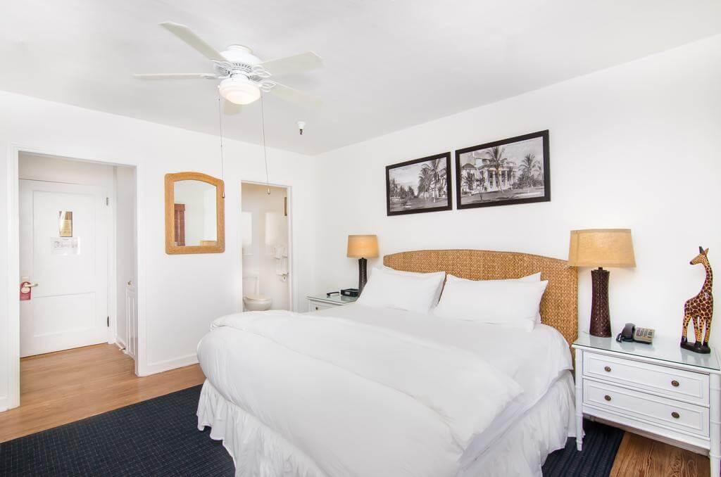 Hotéis bons e baratos em Palm Beach: Hotel Palm Beach Historic Inn - quarto