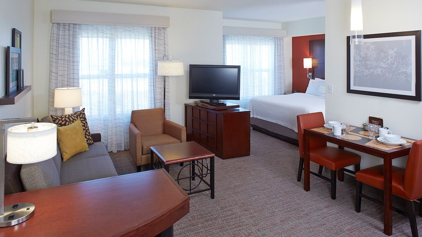 Melhores hotéis em Clearwater: Hotel Residence Inn by Marriott Clearwater Downtown - quarto