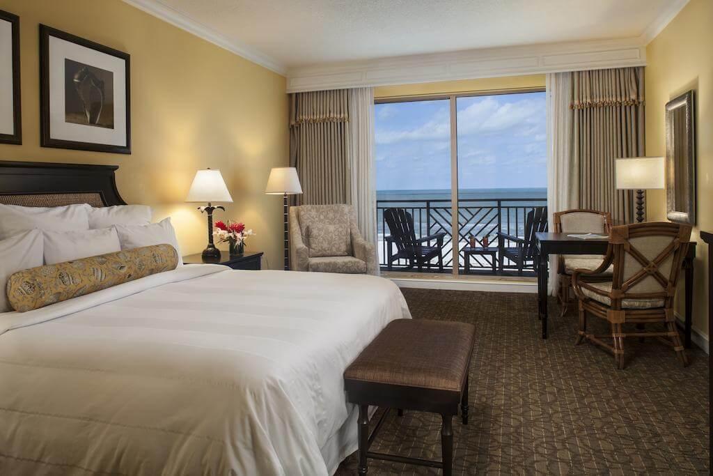 Melhores hotéis em Clearwater: Hotel Sandpearl Resort - quarto