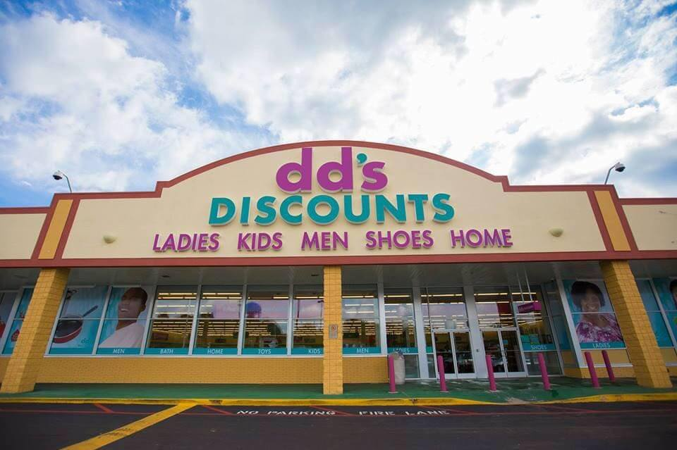 Lojas imperdíveis em Orlando: loja dd's DISCOUNTS