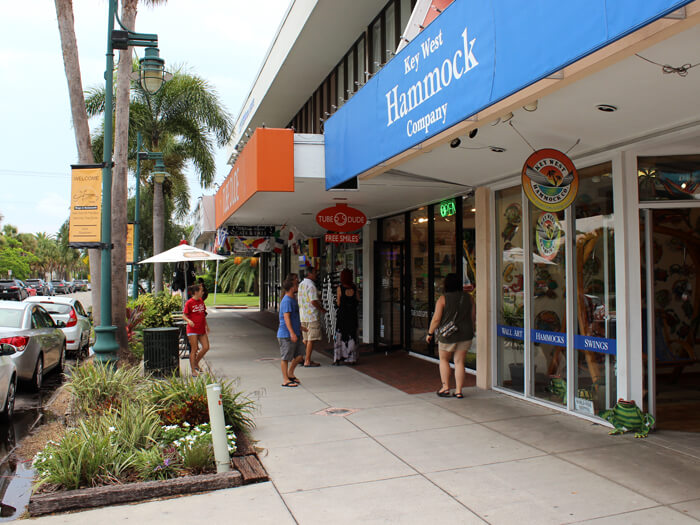 O que fazer em Sarasota: St. Armands Circle