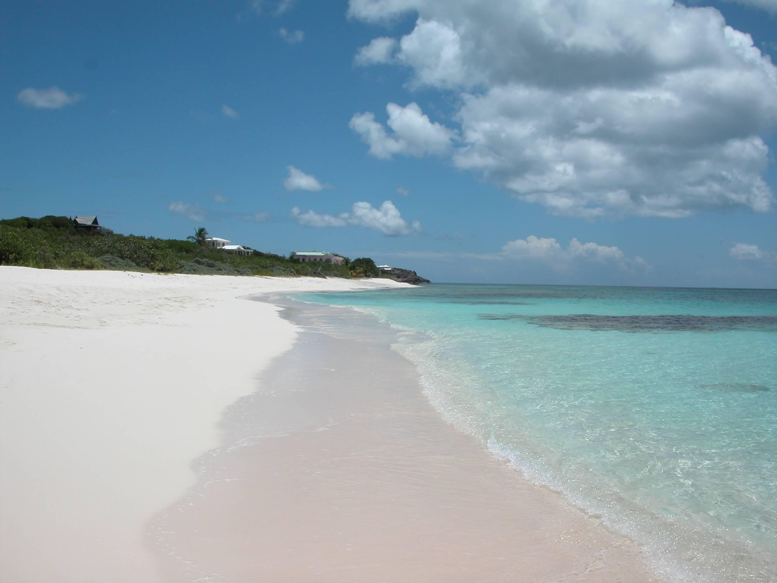 Praias em Sarasota: praia Longboat Key Beach