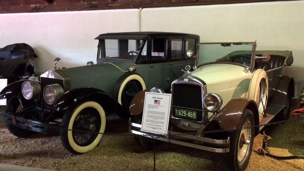 Pontos turísticos em Sarasota: Sarasota Classic Car Museum