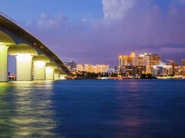 O que fazer à noite em Sarasota