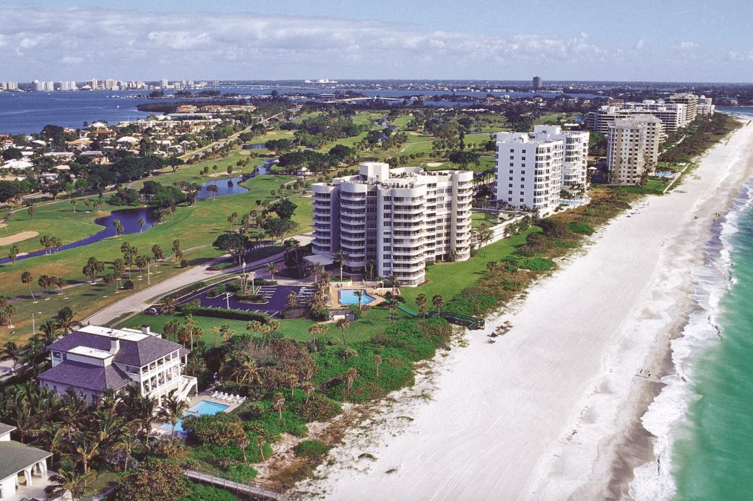 Onde ficar em Sarasota: Lido Key