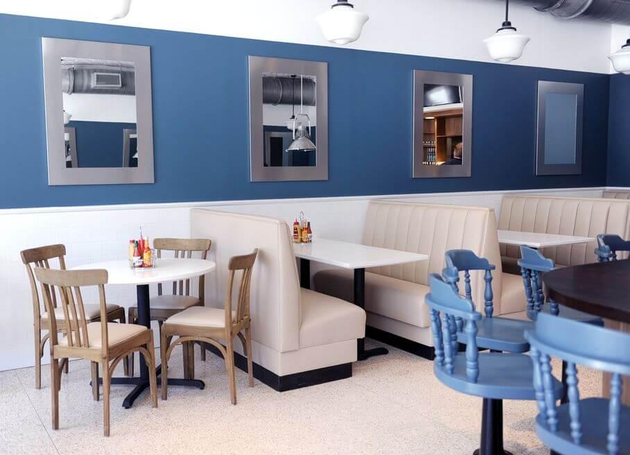 Restaurantes em Palm Beach: restaurante SurfSide Diner