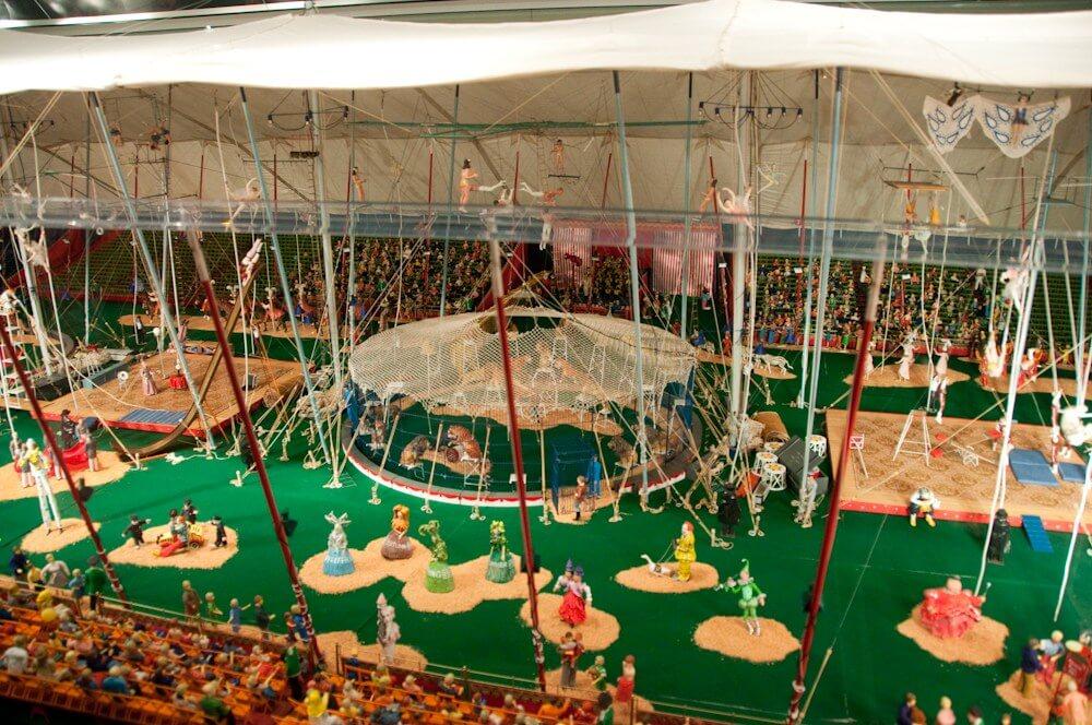 O que fazer em Sarasota: Ringling Circus Museum