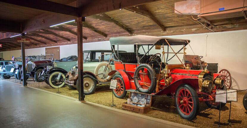O que fazer em Sarasota: Sarasota Classic Car Museum