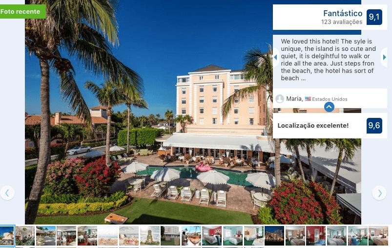 Melhores hotéis em Palm Beach: The Colony Hotel