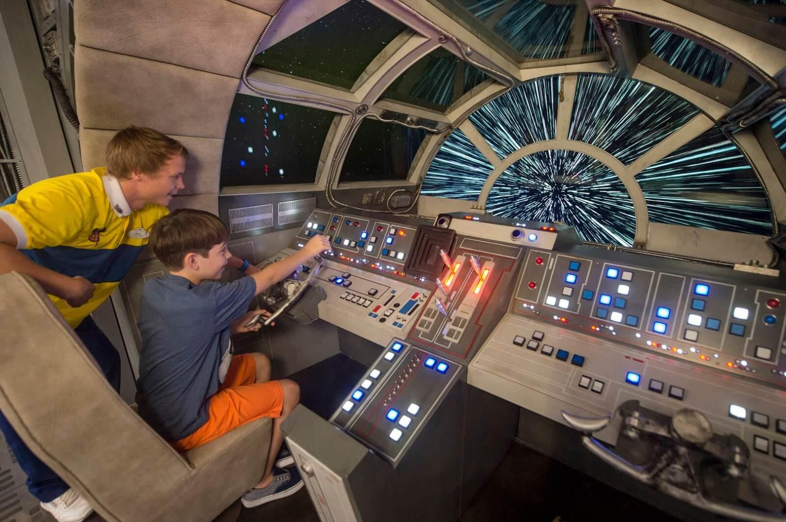 Novidades na Disney Orlando em 2019: atração Star Wars: Galaxy's Edge