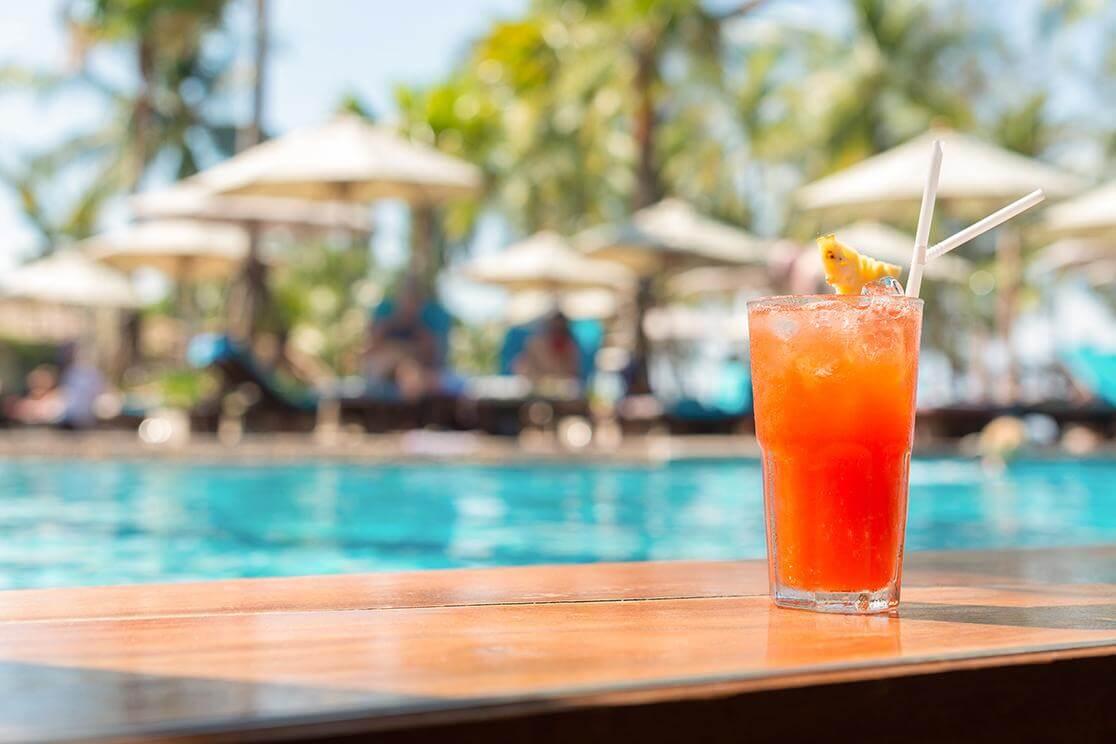 Universal's Endless Summer Resort em Orlando: bar