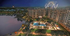 Restaurante Topolino's Terrace – Flavors of Riviera na Disney Orlando: Disney's Riviera Resort