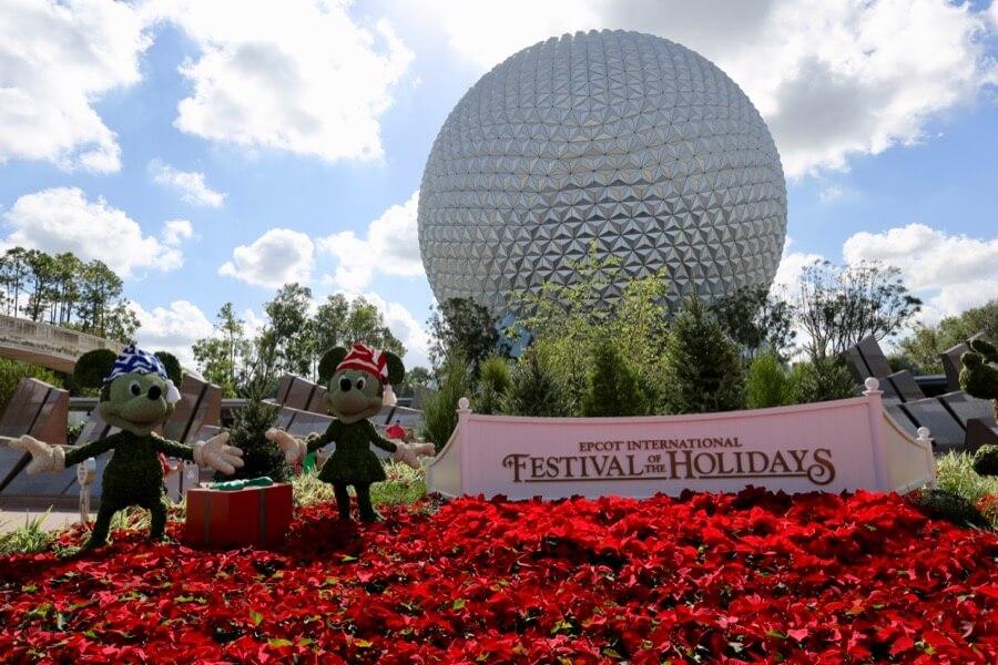 International Festival of the Holidays no Disney Epcot