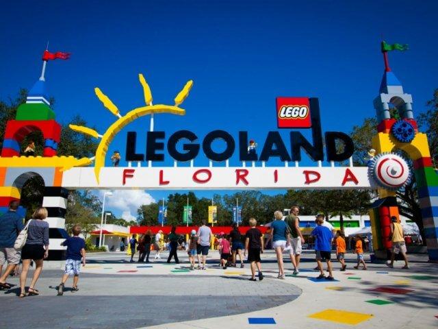 Ingressos e combos do Legoland Florida