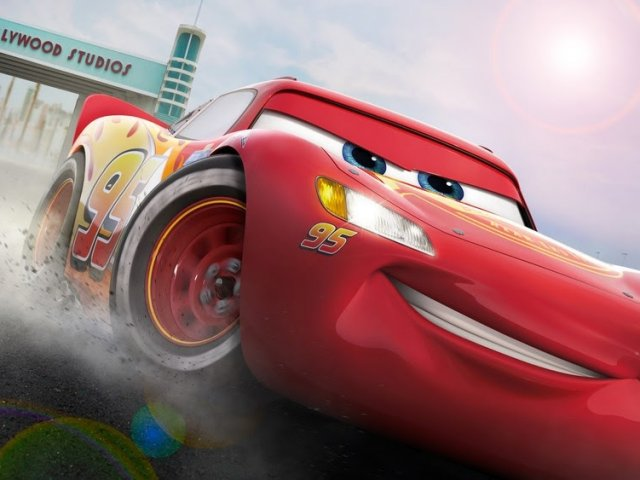 Lightning McQueen's Racing Academy no Disney's Hollywood Studios