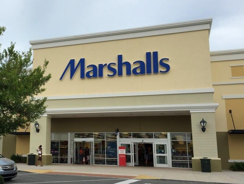 Lojas imperdíveis em Orlando: loja Marshalls
