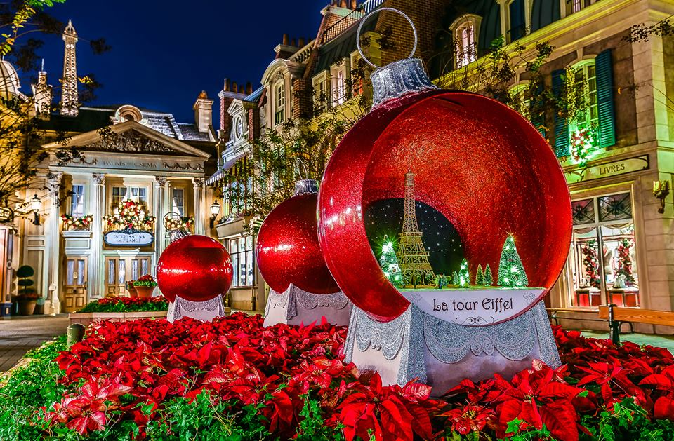 International Festival of the Holidays no Disney Epcot: Pavilhão da França