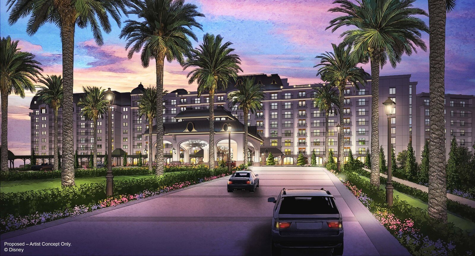 Novidades na Disney Orlando em 2019: Disney's Riviera Resort