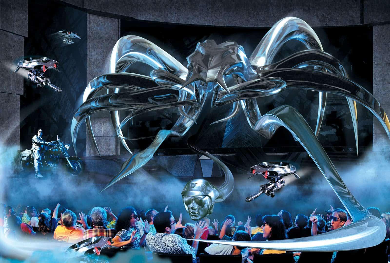 Novidades em Orlando em 2019: Terminator 2 3D no Universal Studios