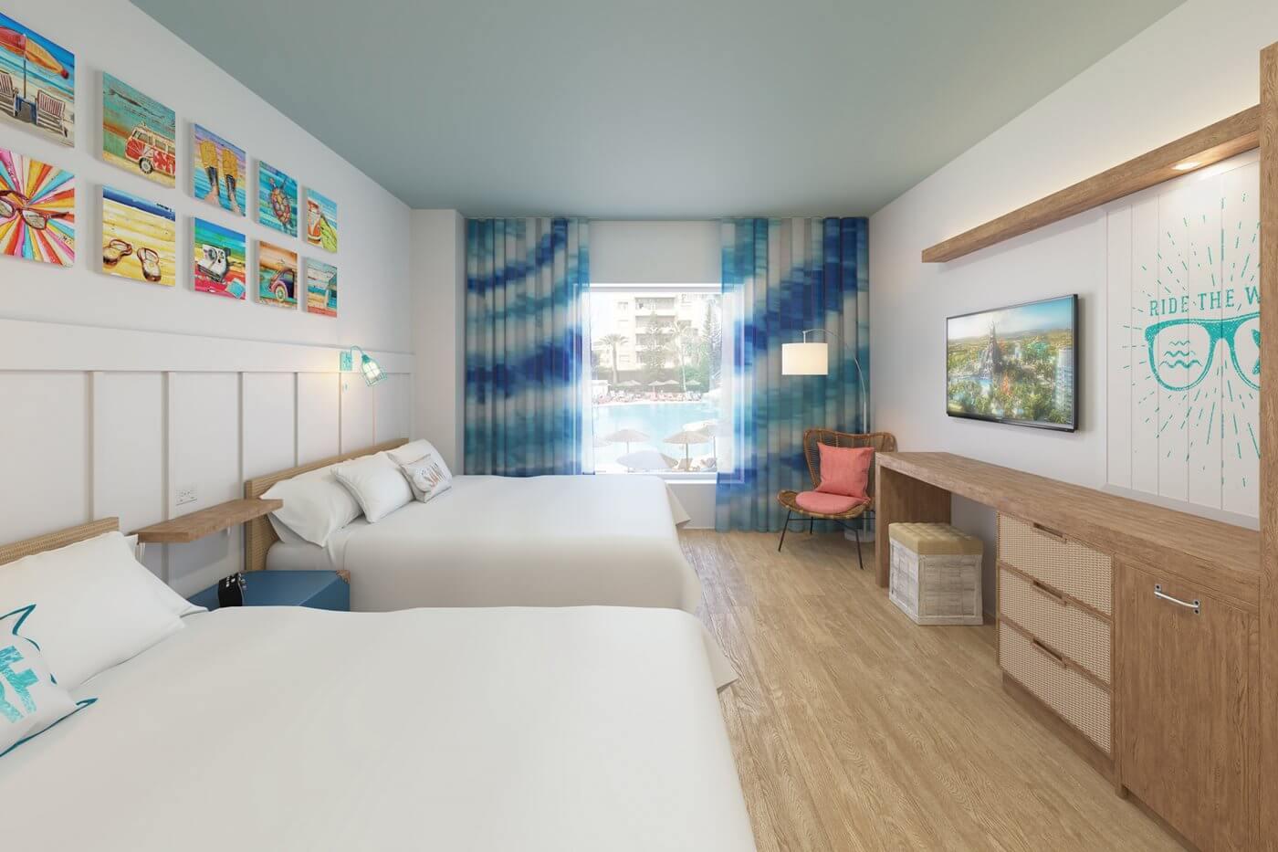 Novidades em Orlando em 2019: Universal's Endless Summer Resort no Universal Orlando Resort