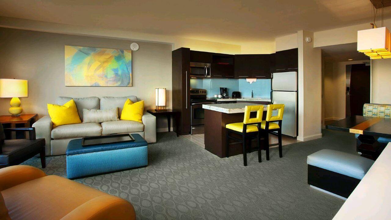 Bay Lake Tower at Disney's Contemporary Resort: Villa