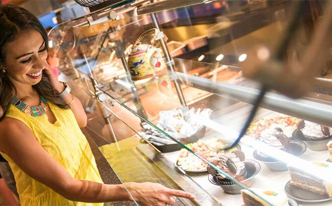 Plano de refeições All Day Dining Deal do SeaWorld e Busch Gardens: buffet