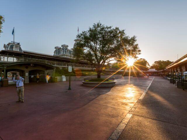 Early Morning Magic na Disney Orlando
