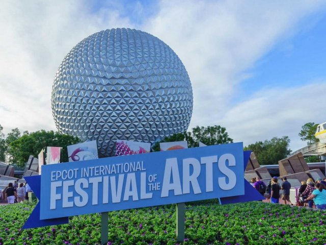Epcot International Festival of the Arts na Disney Orlando