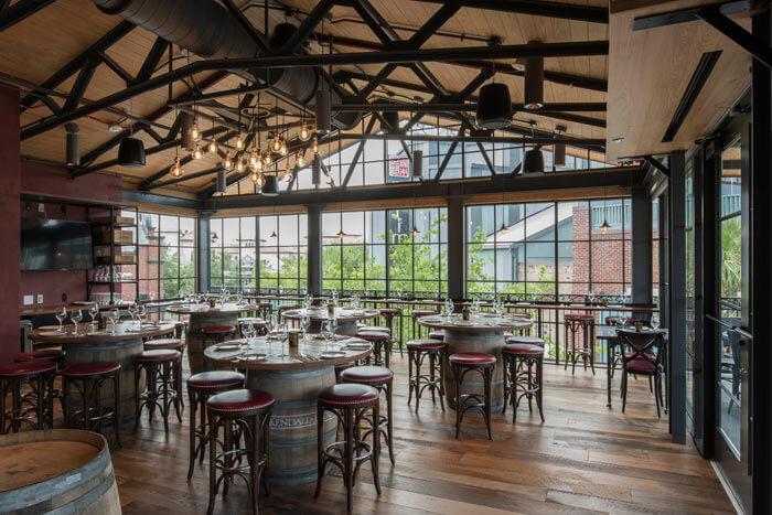 Wine Bar George na Disney Springs Orlando: restaurante