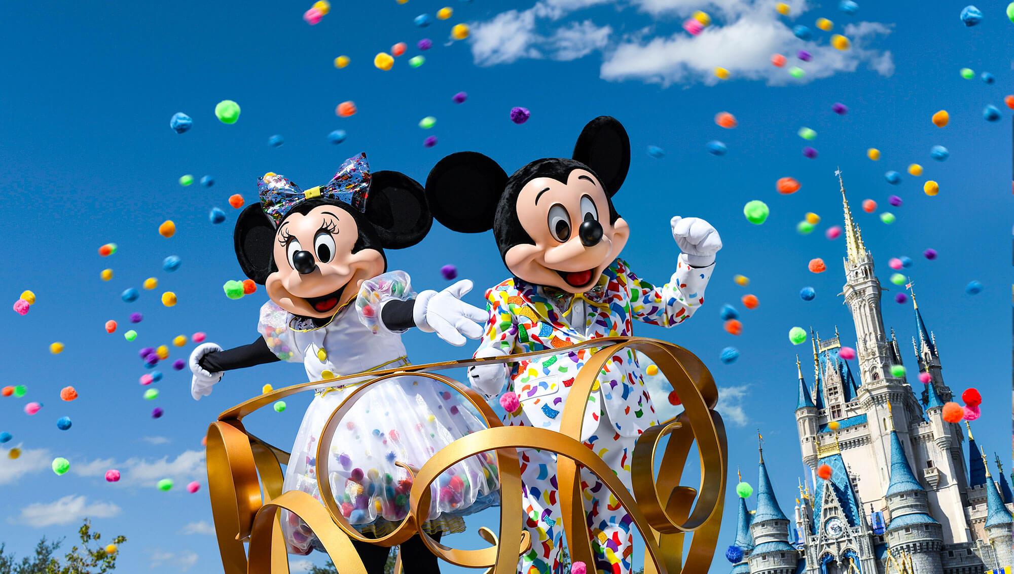 Novos preços dos ingressos da Disney Orlando em 2019: Mickey e Minnie